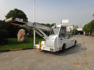 China Multipurpose Electric Conveyor Belt Loader Ground Support Equipment AC Motor Curtis Controller supplier