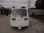 China Multipurpose Aircraft Tow Tractor With AC Motor Controller And ISO Certification supplier