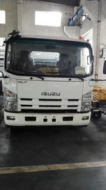 China Reliable Waste Water Truck , Sewage Collection Truck 0.25 - 0.35 Mpa Pressure factory