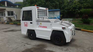 5 - 6 H Charging Time Ecological Electric Tow Tractor With Tow Vehicle